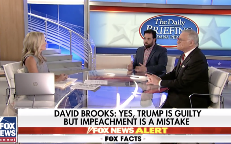 Tony Katz appears with Dana Perino on Fox News, along with Rick Ungar