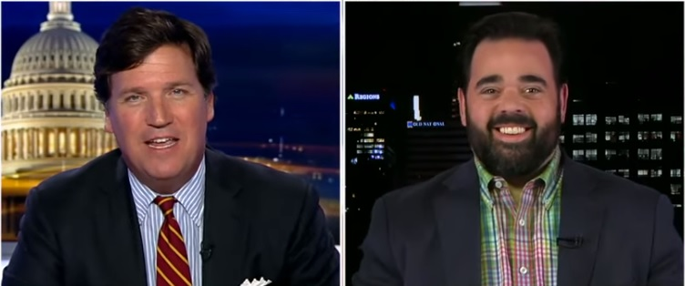 Tony Katz joins Tucker Carlson on FOX News 12-2-19